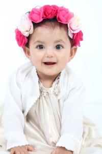 Ammaarah at 9 months